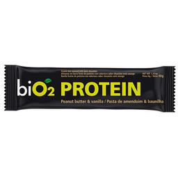 Barra de Proteína Baunilha e Amendoim BiO2 40g