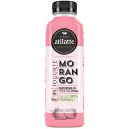 Iogurte Líquido Morango Ati Latte 500g