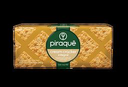 Biscoito Integral Cream Cracker  Piraquê 240g