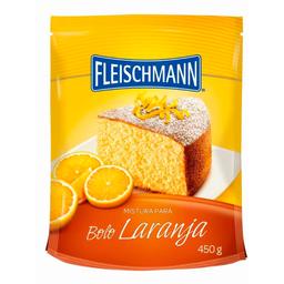 Mistura para Bolo de Laranja Fleschimann 450g