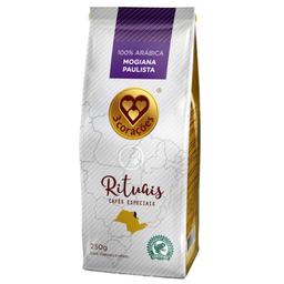 Café Rituais Mogiana Paulista 3 Corações 250g