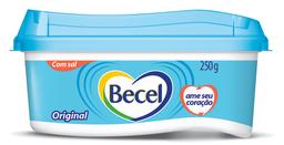 Margarina Becel Com Sal Sem Lactose 250 g