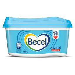 Margarina Becel Com Sal Sem Lactose 500 g