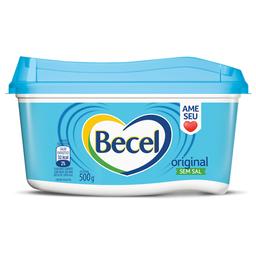 Margarina Becel Sem Sal Sem Lactose 500 g