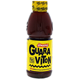 Guaraná Natural Guaraviton Ginseng Pet 500ml