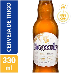Cerveja Belga Hoegaarden Wit Long Neck 330ml