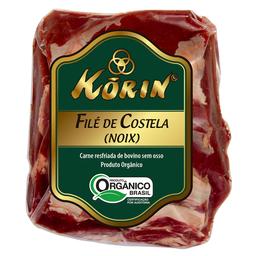 Filé Costela Bovina Orgânica Resfriada Korin