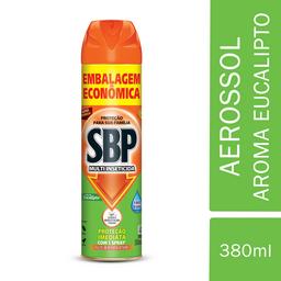Multi Inseticida SBP Aerossol Eucalipto 380ml