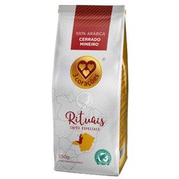 Café Rituais Cerrado Mineiro 3 Corações 250g