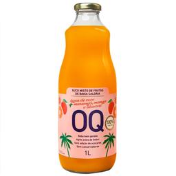 Água de Coco com Frutas Tropicais OQ 1 Litro