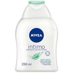 Sabonete Líquido Intimo Natural Nivea 250ml