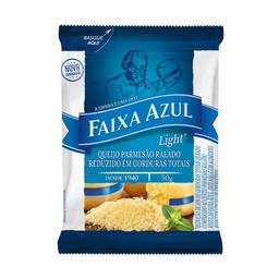 Queijo Parmesão Ralado Light Faixa Azul 50g