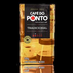 Café Tradicional a Vácuo Café do Ponto 500g
