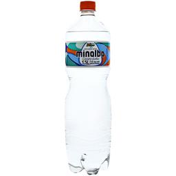 Água Mineral com Gás Minalba Pet 1,5 Litro