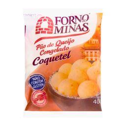 Forno De Minas Pao De Queijo Coquetel Congelado