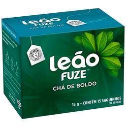 Chá Leão Boldo-Do-Chile - 15 Sachês