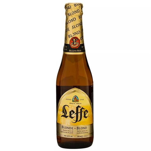 Leffe Cerveja Blonde