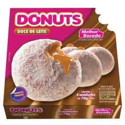 Donuts de Doce de Leite Melhor Bocado 280g