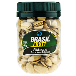 Pistache Torrado Brasil Frutt Salgado 130g