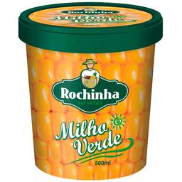 Sorvete de Milho Verde Rochinha Pote 500ml