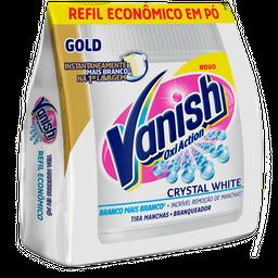 Tira Manchas Vanish White 400g sem cloro para roupas brancas