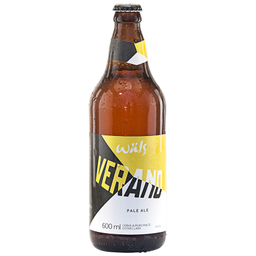 Cerveja Wals Verano Pale Ale One Way 600ml