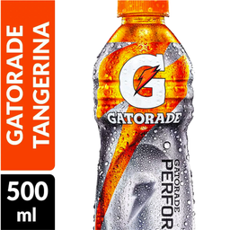 Isotônico de Tangerina Gatorade Pet 500ml