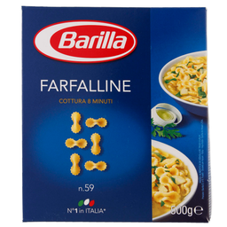 Macarrão Italiano Farfalline Barilla 500g