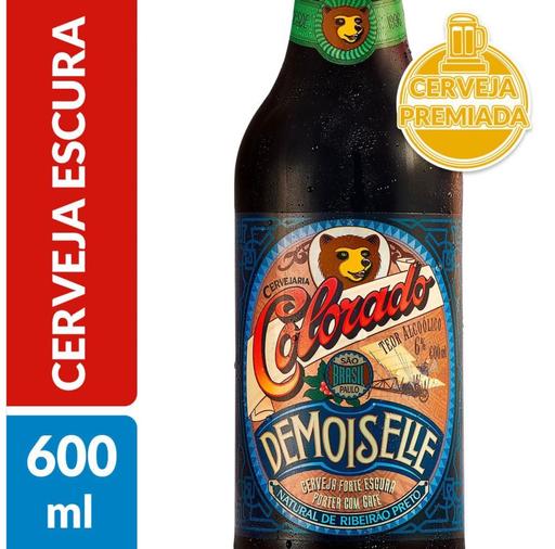 Colorado Cerveja Demoiselle Garrafa