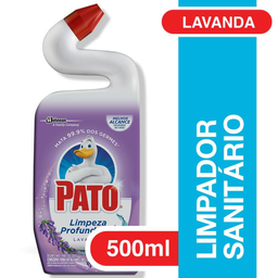 Desinfetante Sanitário Lavanda Pato 500ml