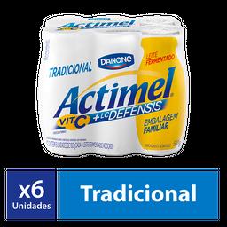 Leite Fermentado Actimel Original 600g