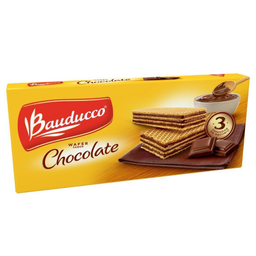 Biscoito de Chocolate Wafer Bauducco 140g
