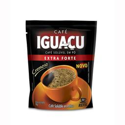 Café Extra Forte Solúvel Iguaçu Sachê 50g