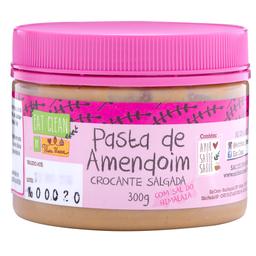 Pasta de Amendoim Crocante Eat Clean 300g
