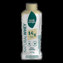 Iogurte Whey de Baunilha Verde Campo 250g
