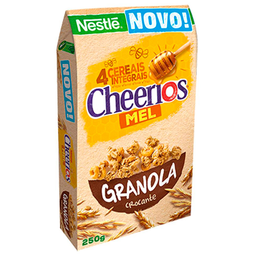 Granola Crocante Mel Cheerios Nestlé 250g