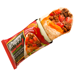 Wrap Mexicano Gourmet do Chef Wrappy 150g