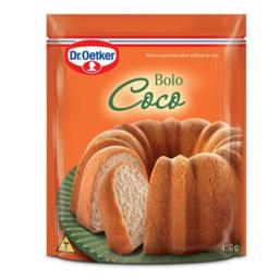 Mistura para Bolo de Coco Dr. Oetker 450g