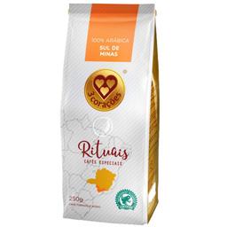 Café Rituais Sul de Minas 3 Corações 250g