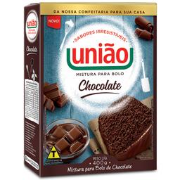 Mistura para Bolo de Chocolate União 400g