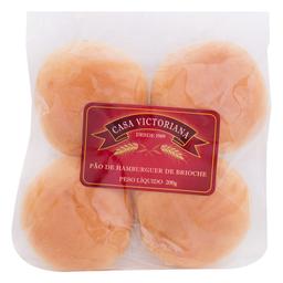 Pão para Hambúrguer Casa Victoriana 200g