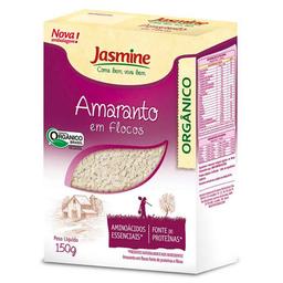 Amaranto de Flocos Orgânico Jasmine 150g