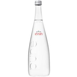 Água Mineral Evian sem Gás Garrafa 750ml