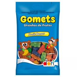Bala Ursinhos de Frutas Gomets Dori 100g