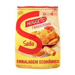 Nuggets Sadia de Frango Tradicional 700 g