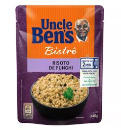 Risoto de Fungui Uncle Ben's Bistro 240g