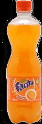 Refrigerante de Laranja Fanta Pet 600ml