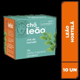 Chá Leão Hortelã - 10 Sachês