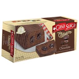 Bolo Suíço de Chocolate Casa Suiça 370g