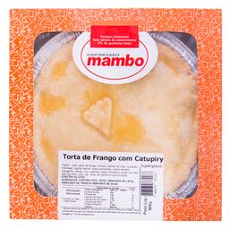 Torta de Frango com Catupiry Mambo 500g